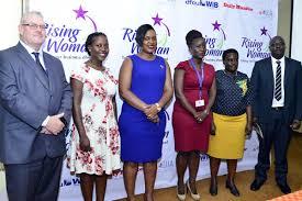 Aba Rising Woman bolekedde mu Kenya
