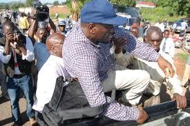 Besigye arrested