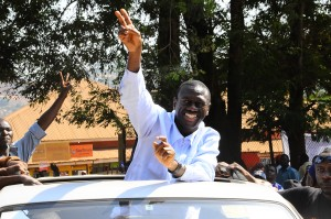Besigye amezze gavumenti