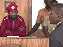 Bobi Wine talabiseeko mu kooti