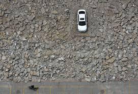 Car survives