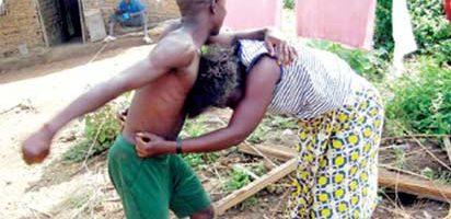 Obutabanguko mu maka bweyongedde
