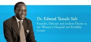 Dr Edward SSali