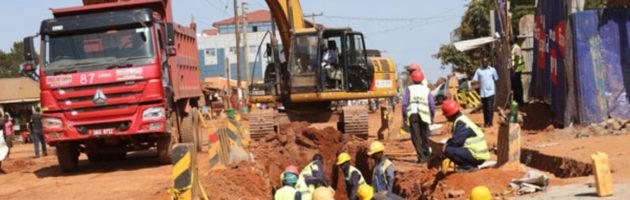 KCCA ekwataganye nába Road Fund okuzimba enguudo