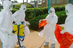 Ebola akomyeewo