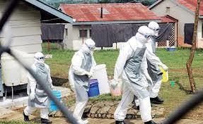 Ebola akakasiddwa mu Uganda