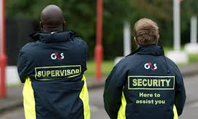 G4S guards