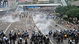 Uganda ewagidde China kubye Honh Kong