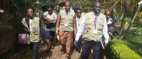 Abalwaniriizi be bembe bali wa Besigye