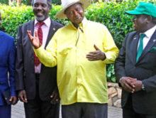 DPP wakudamu yeetegereze fayilo zábawambe-Museveni