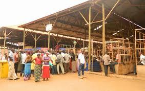 Abasuubuzi mu katale ka Namayingo central Market balabuddwa