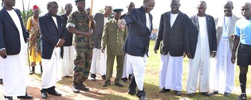 Ogw'ebika e Kkobe n'embogo gwa Lwamukaaga