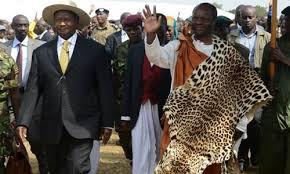 Kabaka asabye Gavt okwongera bannasayansi ensimbi abanonyereza ku ddagala lya Covid
