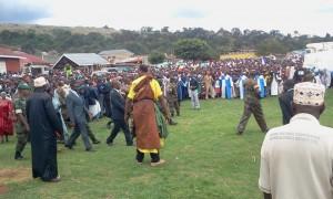 Kabaka in Kyaggwe 2
