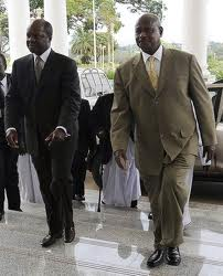 Museveni alagidde Buganda esasulwe