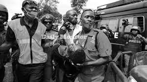 America erabudde Okukaliga Uganda