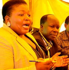 File Photo:Abakulira ekibiina kya Nrm ngabogeera