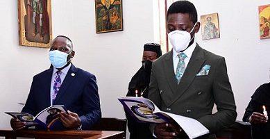 Abavuganya befunzizza omugenzi Metropolitan Lwanga