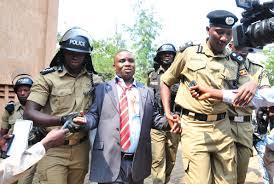 Lukwgao arrested