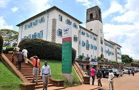 Makerere enonyereza ku misango 2 egyobukaba ku baana