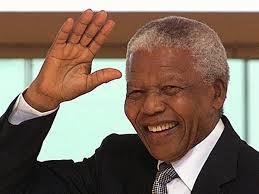 Mandela gone