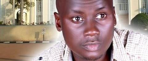 Mark Makumbi afudde