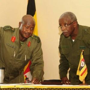 File Photo: Museveni ngaiko bwagamba Mbabazi