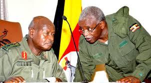 Museveni ne Mbabazi balaze essajja