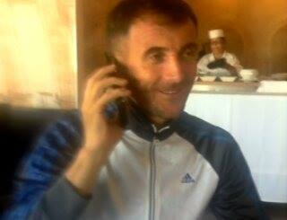 Micho talks to M7 on phone