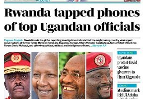 Rwanda eketta abakungu ba Uganda
