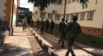 Okwekalakaasa e Makerere kuyingidde olunaku olwokubiri
