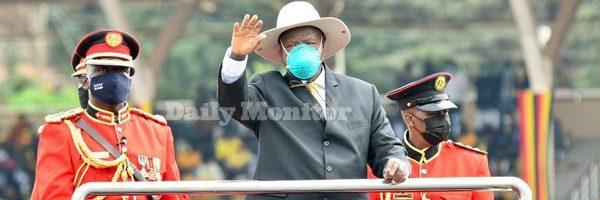Museveni yaweredde abazungu