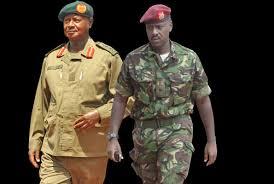 Museveni alabudde abakuuma ddembe