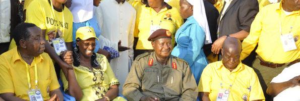 Obuganzi bwa NRM bugenda kwongera okukendeera