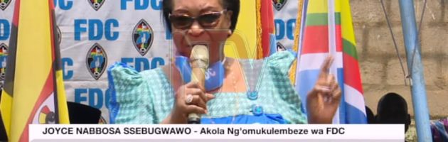 Aba FDC bagenda kusisinkana ku nsonga za Ssebugwawo