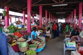 File Photo: Bakyala nga bakoora mu Kataale e'Nakasero