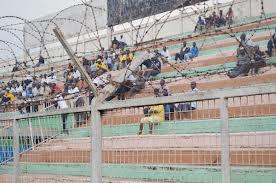 Ababaka bagala Omuggaga Ham agibweko kotulakiti eyókudabiriza ekisaawe kya Nakivubo