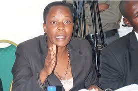 Nambooze awakanyizza akabondo ka Buganda aka NRM