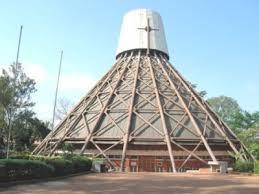 Namugongo shrines