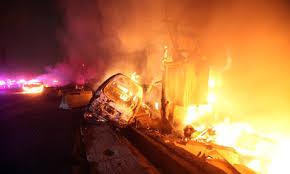 Namungoona fire