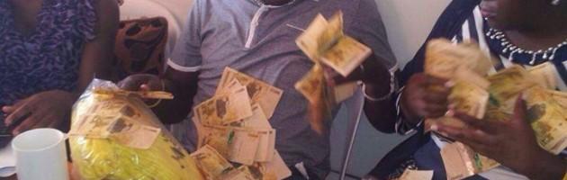 Aba NRM babalumiriza okugaba omusimbi mu lusirika