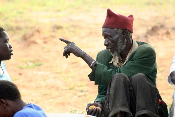 Abakozi bakuwebwanga akasiimo kaabwe ku myaka 45