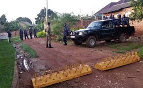 Ekibuga kiguddemu ensasagge Bobi Wine bwalabiseeko
