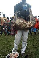 Agambibwa okubba embuzi bamukutte