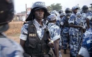 File Photo: Police nga ekola ogwayo