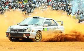 Rally cars