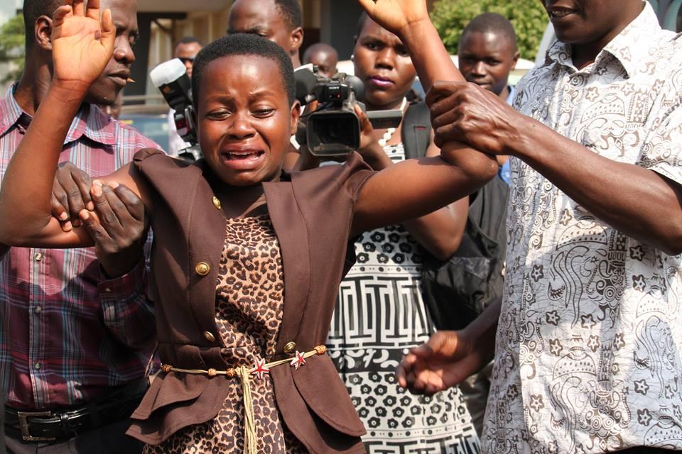 Gavt esabiddwa okwongera amaanyi mu kulwanyisa ebikolwa ebyokukabasanya abakyala