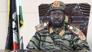 Enjala e'South Sudan