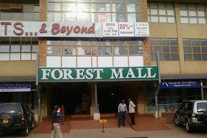Ssemadduuka wa Forest Mall ne Shoprite Lugogo zigaddwa