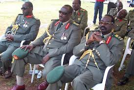 TEam soldiers